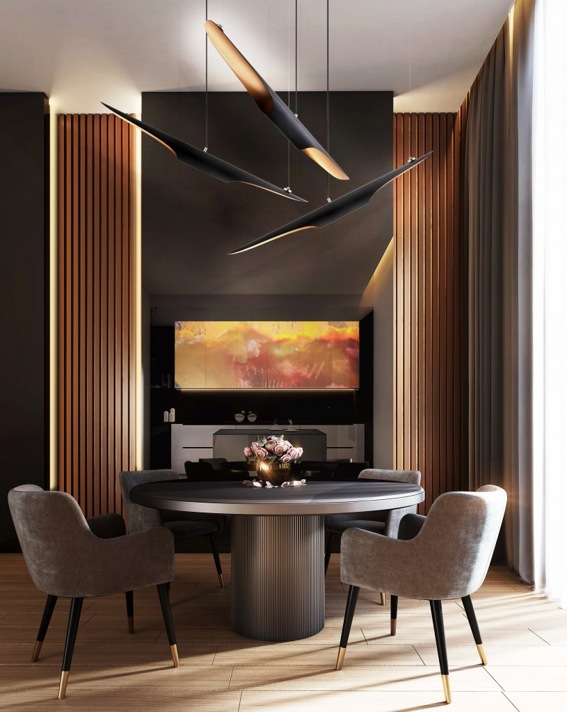 5 Stylish Media Rooms that are Far Cry from a Dingy Basement