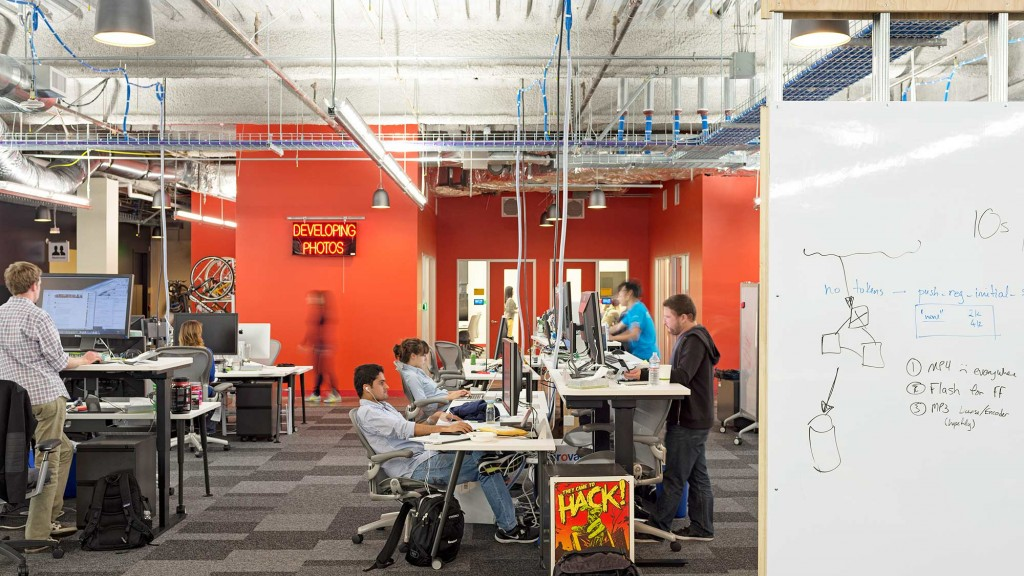 Check Out Gensler's Design Projects for Renowned Worldwide Companies Like Facebook!