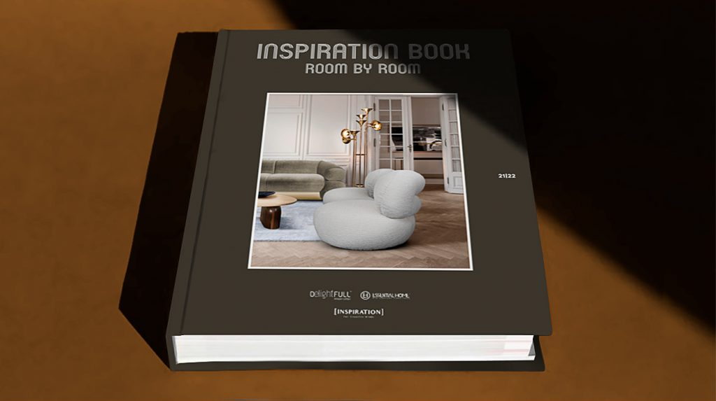 The New Inspiration Book is the Ultimate Design Guide You Need To Collect This Year!