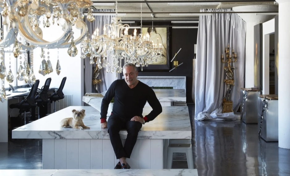 Anthony Michael Will Show You How Eclectic Environments Can be Cool, Creative and Calm