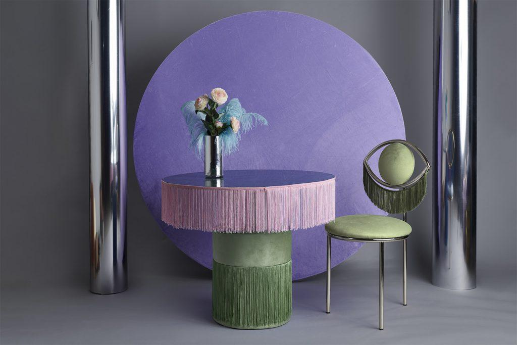 Inside The Colorful Design World of Masquespacio