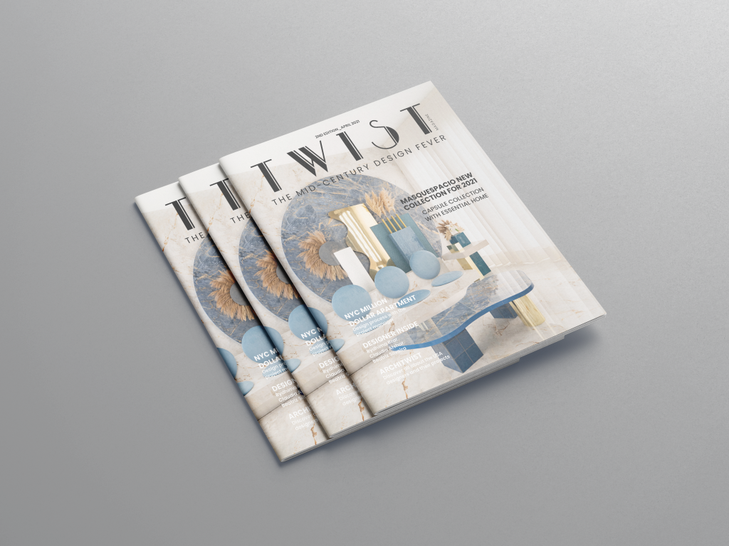Drum Roll, Please - The Second Edition of Twist Magazine is Finally Here (And You Can Download it for Free!)