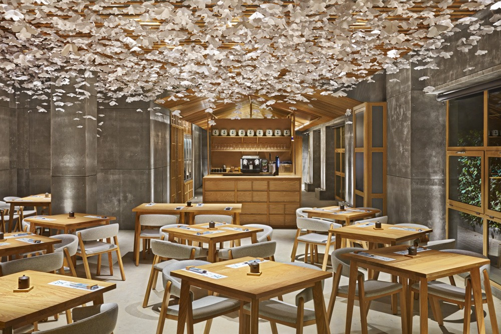 Get The Look of Masquespacio's Astonishing Hospitality Projects - Part II