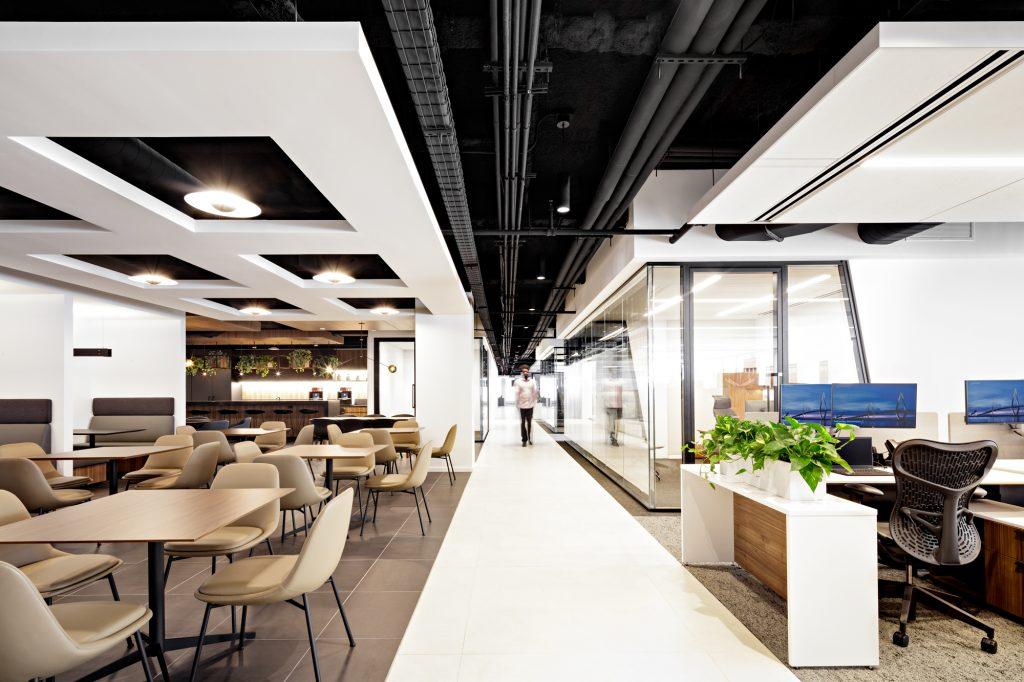 Benhar Office Interiors Are Defining The Future of Corporate Design