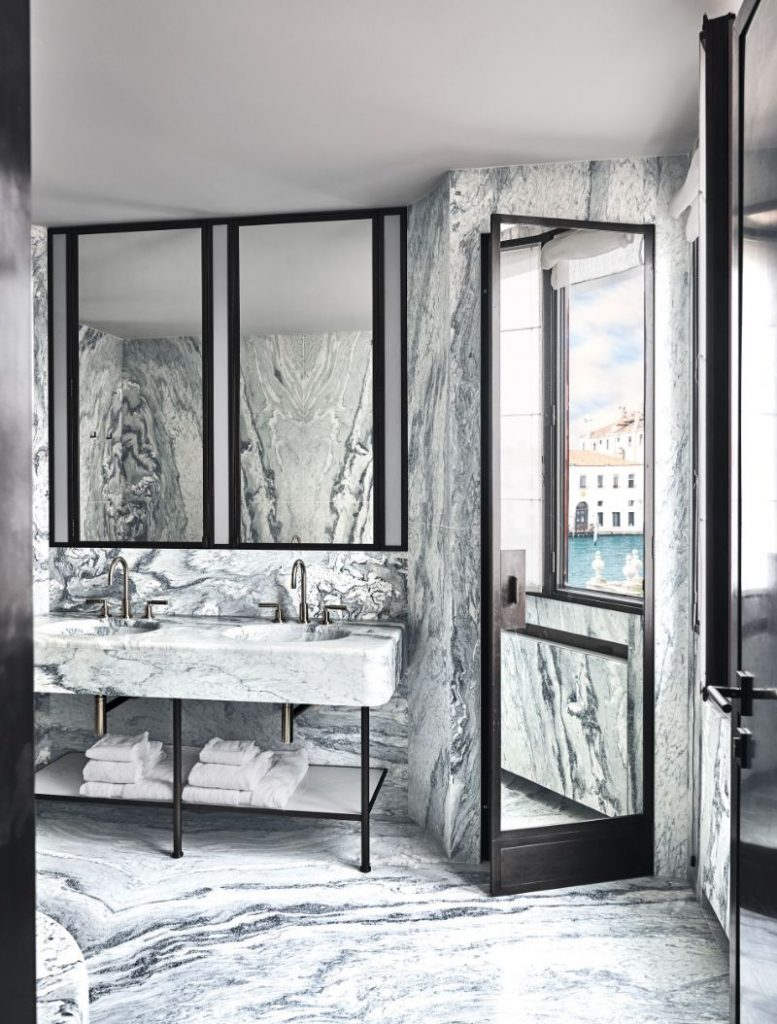 Jacques Grange Restores Venice Apartment With Picture-Postcard Views