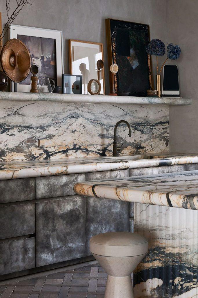 Joseph Dirand's Paris Apartment Doubles As A Marble Wonder