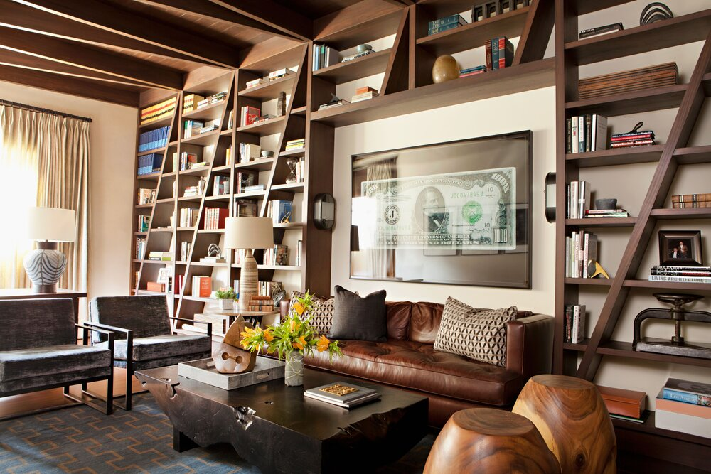 Taylor Borsari Inc.: Energy And Creativity In Interior Design