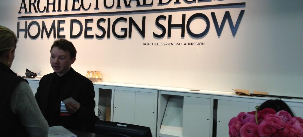 Architectural Digest Show A Short Review