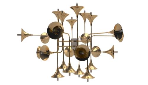 botti suspension lamp