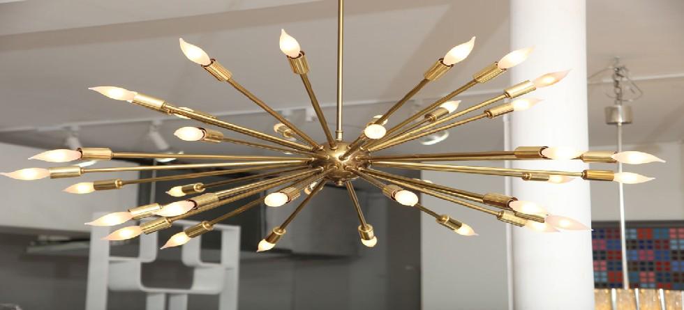 Best Ilumination Ideas Only With Sputnik Chandeliers