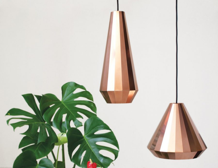 Metal Trend: Start Your Home Renovation with Copper Home Accessories