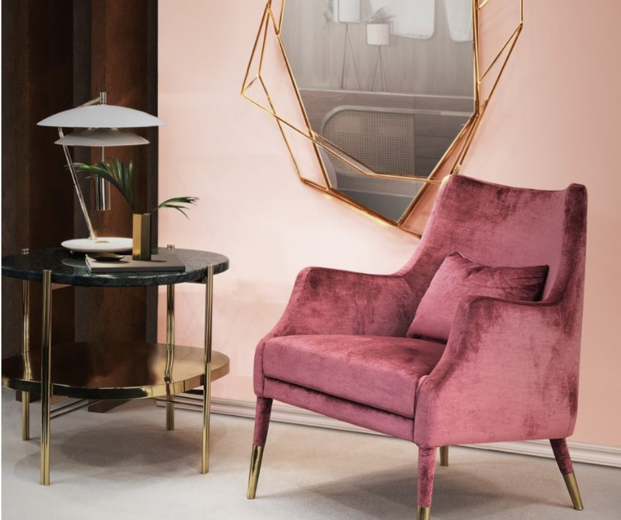 Cloud Pink: Feel in Heaven With a New Soft Home Décor!