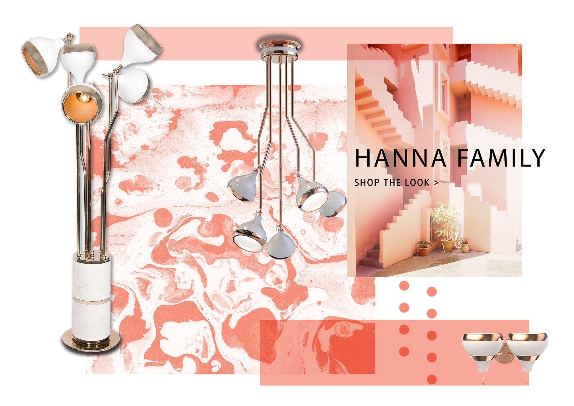Hanna Family: Let This Family Brighten up your brand new soft décor!
