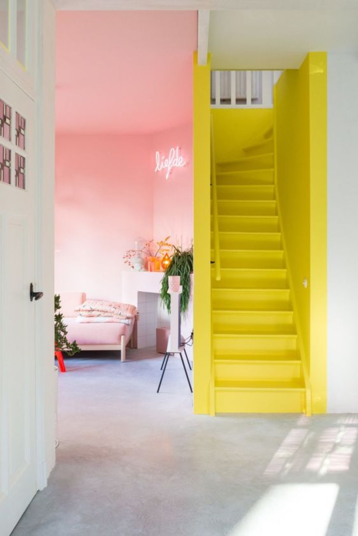 Cloud Pink: How You can Rock this color with Mid Century Style!