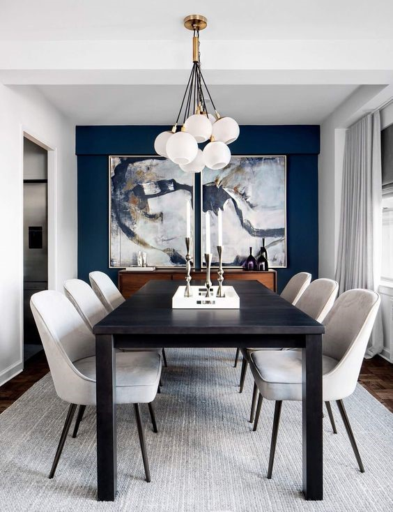 How The Scandinavian Blue Style Can Inspire You 1