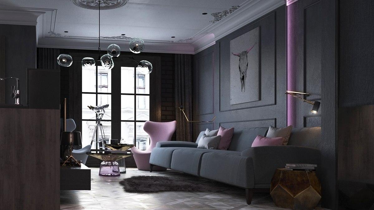 Matte Black Decor Is The New Luxury Design Hue 2