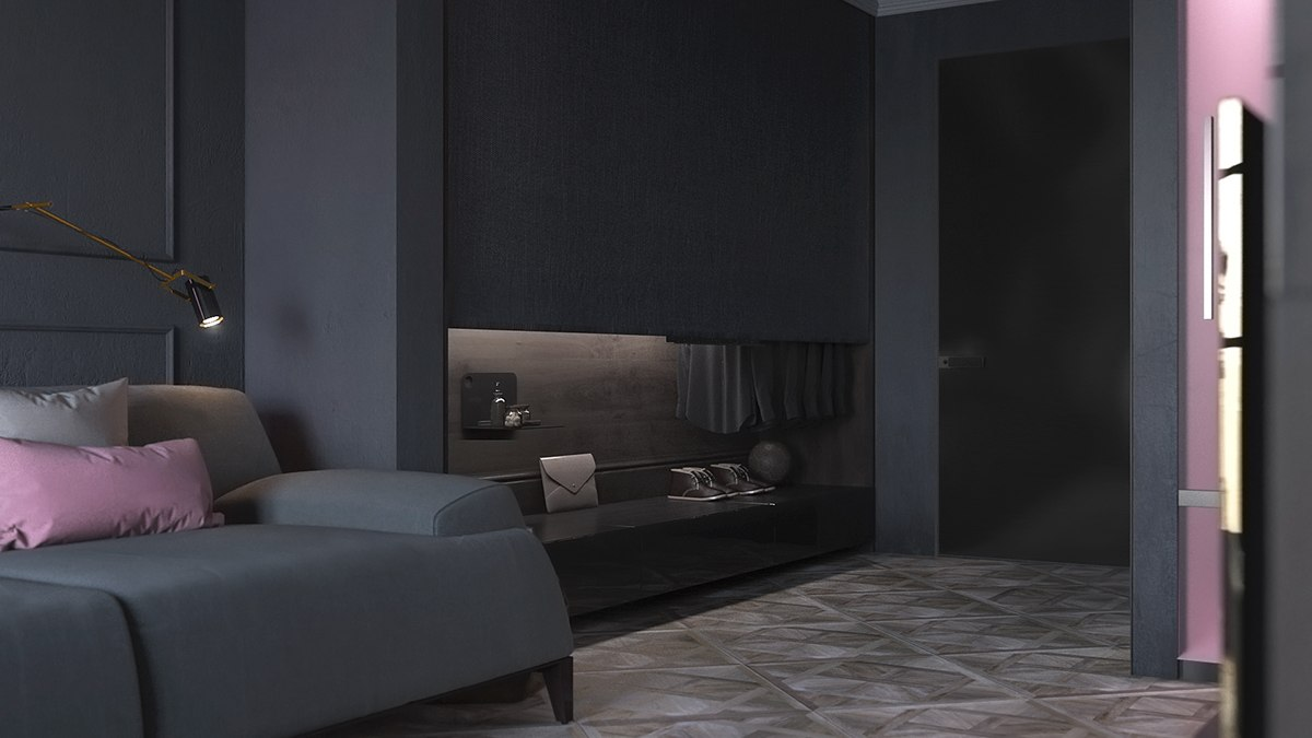 Matte Black Decor Is The New Luxury Design Hue 3