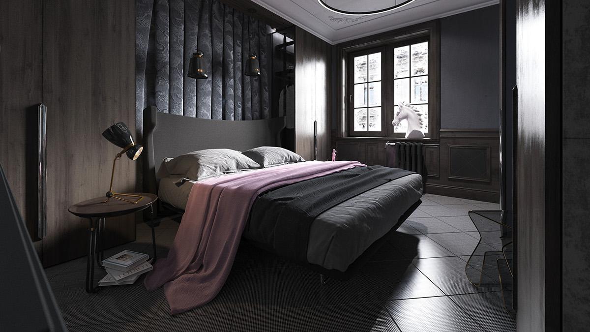 Matte Black Decor Is The New Luxury Design Hue 3