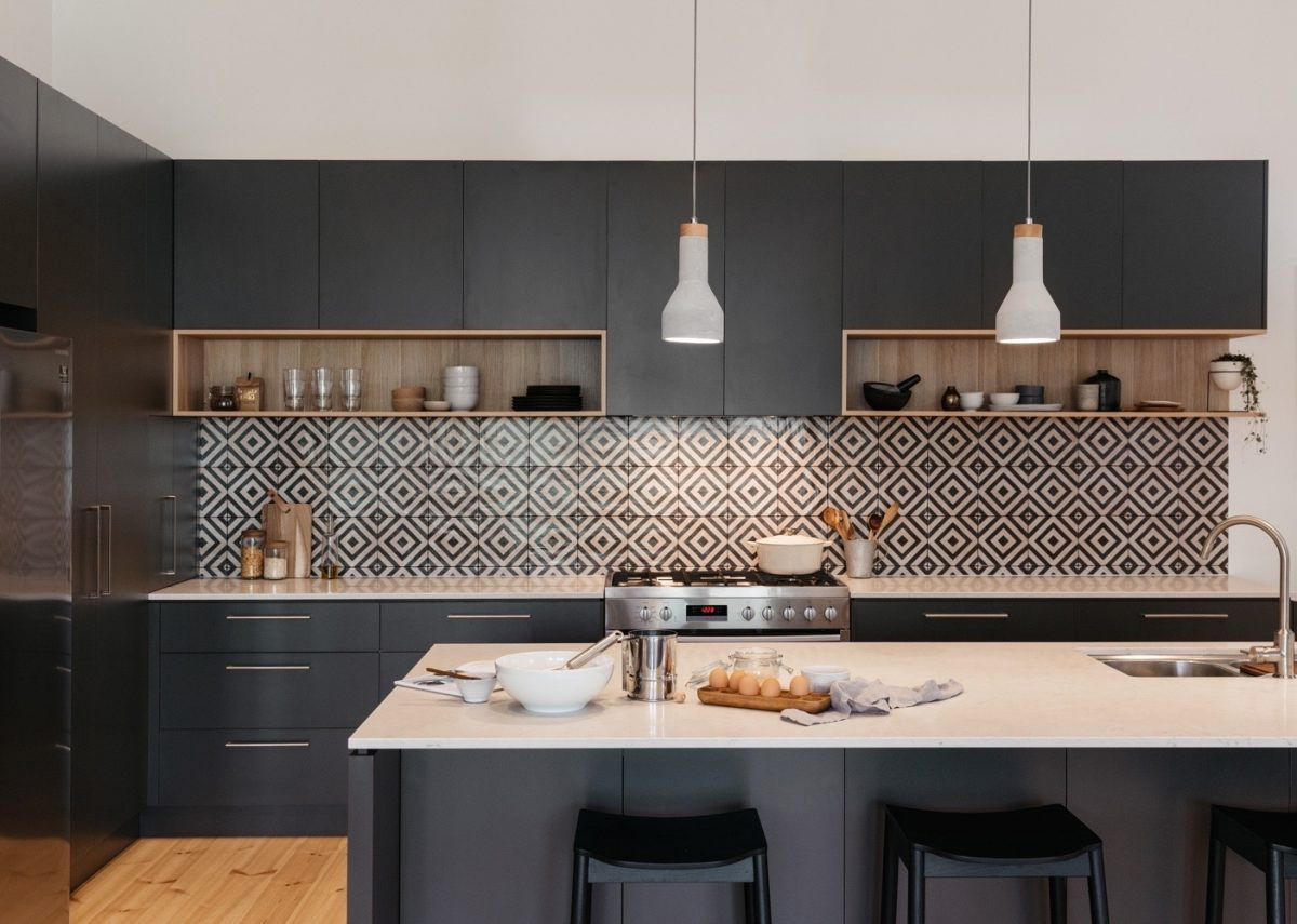 Matte Black Decor Is The New Luxury Design Hue 6