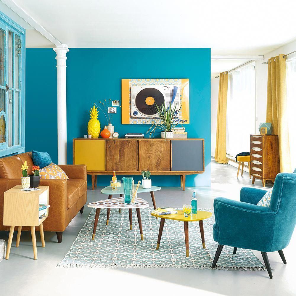 Modern Retro Style Dining Room For Everyone!