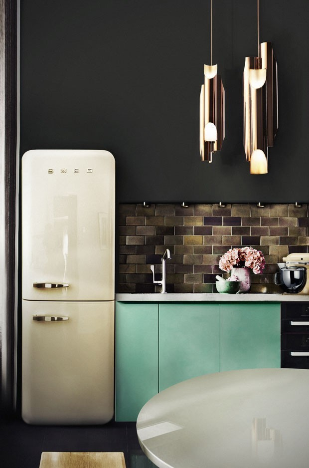 5 Inspiring Ideas to Use Pastel Colors With Gold 4