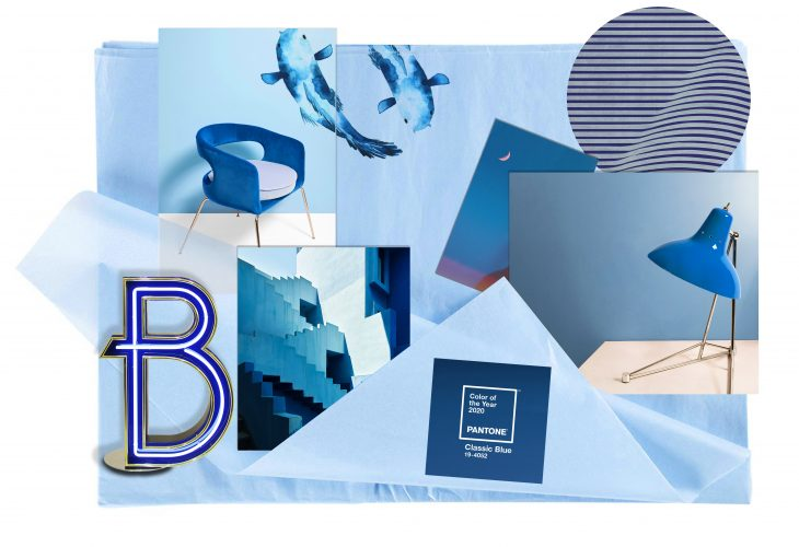 Classic Blue Pantone's Color of the Year