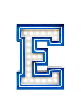 E Letter Graphic Collection- DelightFULL