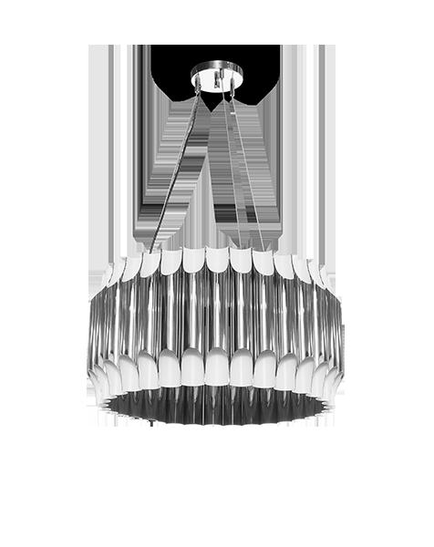 Galliano Round Suspension Lamp- DelightFULL