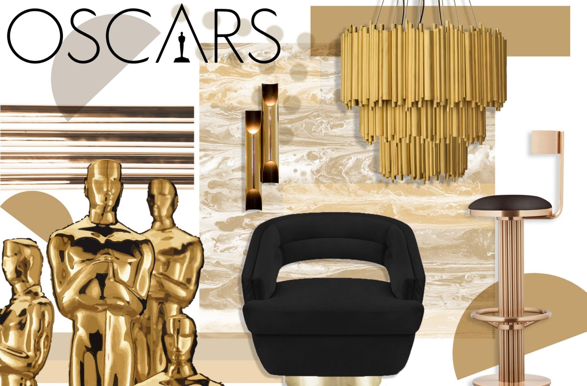 Oscars 2020 Featuring DelightFULL And Essential Home