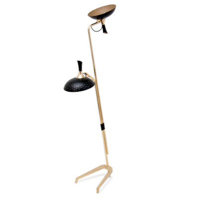 Abbey Floor Lamp- DelightFULL