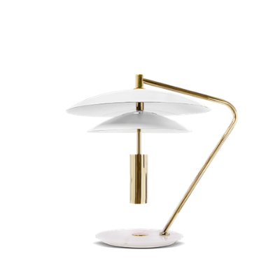 Basie Table Lamp- DelightFULL