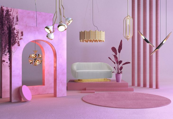 Suspension Lamps Set By DelightFULL