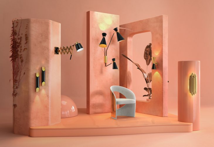 Wall Lamps Set By DelightFULL