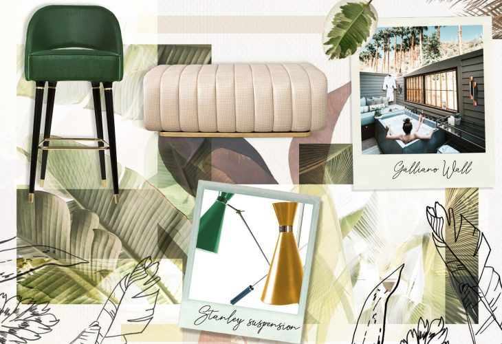 Have A Botanical Summer With DelightFULL Trends