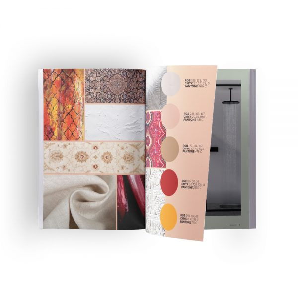 Trend Book Interiors Forecast 2021