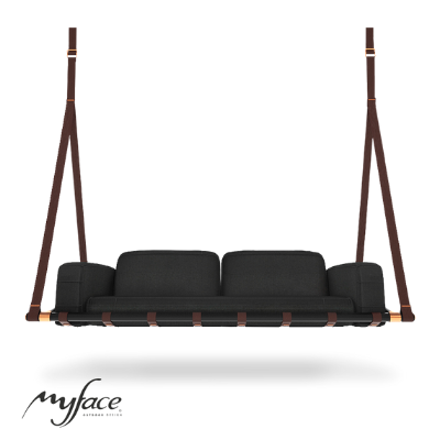 Fable Hanging Sofa - Essential Home